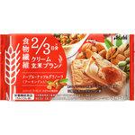 バランスアップ クリーム玄米ブラン メープルナッツ&グラノーラ 72g(2枚×2袋)