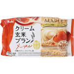 クリーム玄米ブラン メープル 72g(2枚×2袋)