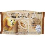 ※クリーム玄米ブラン ごま&塩バター 72g(2枚×2袋)