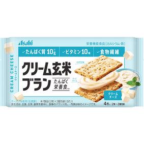 クリーム玄米ブラン クリームチーズ 72g(2枚×2個)