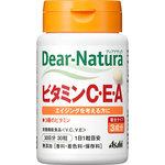 Dear−Natura ビタミンC・E・A 530mg×30粒