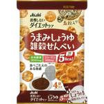 リセットボディ 雑穀せんべい うまみしょうゆ 88g(22g×4袋)