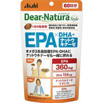 ディアナチュラスタイル EPA×DHA・ナットウキナーゼ 580mg×240粒