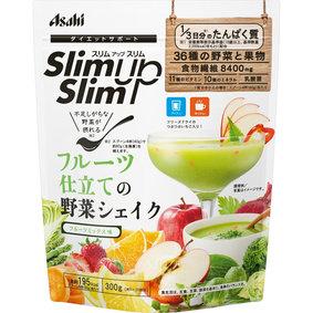 スリムアップスリム フルーツ仕立ての野菜シェイク 300g