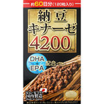 納豆キナーゼ4200FU 60.0g(500mg×120粒)