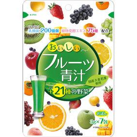 おいしいフルーツ青汁 21g(3g×7包)