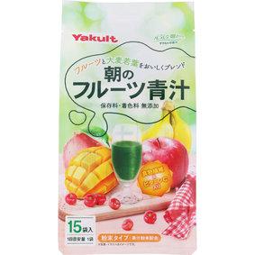 朝のフルーツ青汁 105g(7g×15袋)