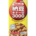 納豆キナーゼ3000 36g(200mg×180粒)
