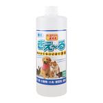 [ネット限定]バイオ消臭剤 きえーる ペット用 詰替 500mL