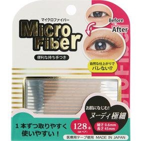 マイクロファイバーN レギュラー ヌーディ 128本(64ペア)