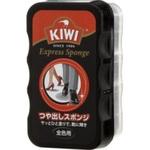 KIWI エクスプレス つや出しスポンジ 全色用 1個