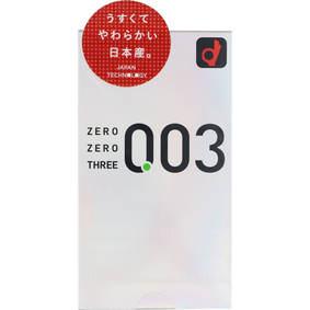 ゼロゼロスリー ナチュラル 12個