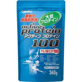 アクティブプロテイン100 360g