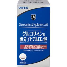 グルコサミン&低分子ヒアルロン酸 108g(250mg×432粒)