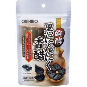 醗酵黒にんにく香醋カプセル 530mg×180粒