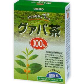 ※NLティー100% グァバ茶 2g×26包