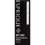 エスプリーク ペンシルアイブロウ<レフィル> BR300 ブラウン系 0.19g