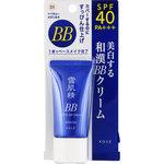 雪肌精 ホワイト BBクリーム 01 やや明るい自然な肌色 30g