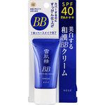 雪肌精 ホワイト BBクリーム 02 普通の明るさの自然な肌色 30g