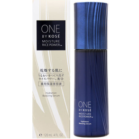 ONE BY KOSE 薬用保湿美容液 ラージ 120mL