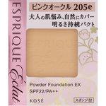 エスプリーク エクラ 明るさ持続 パクト EX PO205e ピンクオークル205e 9.3g
