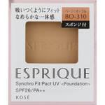 エスプリーク シンクロフィット パクト UV BO-310 ベージュオークル 9.3g