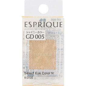 エスプリーク セレクト アイカラー N GD005 ゴールド系 1.5g