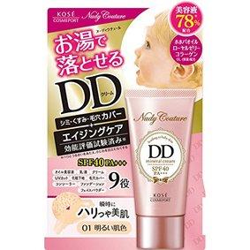 ヌーディクチュール ミネラル DDクリーム 01 明るい肌色 30g