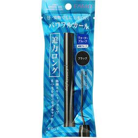 ファシオ パワフルカール マスカラ EX (ロング) BK001 ブラック 5g