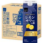 matsukiyo レモンサワーの素 900mL×6本
