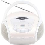 [ネット限定]CDラジオ 白 DCR-T816WH