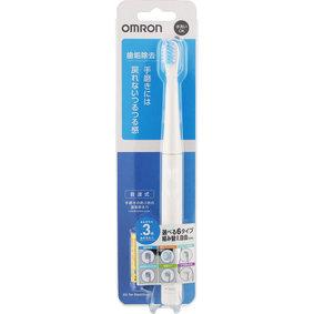 オムロン 音波式電動歯ブラシ HT−B220−W W ホワイト 1台