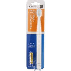 オムロン 音波式電動歯ブラシ HT−B222−W W ホワイト 1台
