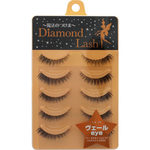 ダイヤモンドラッシュ ヌーディクチュールシリーズ ヴェール eye(上まつげ) 5組
