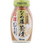 信濃高原なめ茸茶漬(80%) 180g