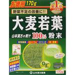 大麦若葉粉末100% 計量タイプ お徳用 170g(85g×2袋)