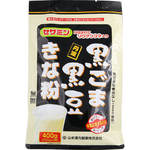 黒ごま黒豆きな粉 400g(200g×2袋)