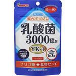 ※乳酸菌粒3000億個 22.5g(250mg×90粒)
