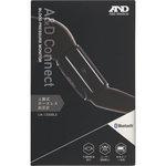 デジタル血圧計 UA−1200BLE 黒 1台