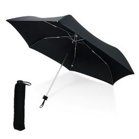 防風折畳傘58cm 黒 1本