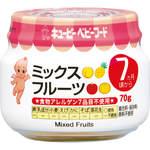 ※キユーピー ベビーフード ミックスフルーツ 70g