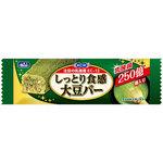 しっとり食感大豆バー 宇治抹茶&黒ごま味 30g