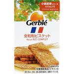 ※ジェルブレ 小麦胚芽シリーズ 全粒粉ビスケット ポケットサイズ 5枚(40g)