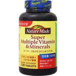 ※ネイチャーメイド スーパーマルチビタミン&ミネラル 181.8g(1515mg×120粒)