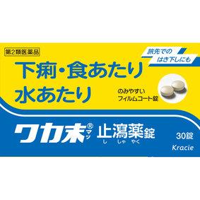 ワカ末止瀉薬錠 30錠 [第2類医薬品]