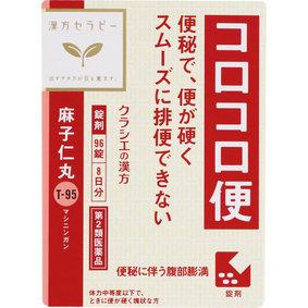 麻子仁丸料エキス錠クラシエ 96錠(48錠×2袋) [第2類医薬品]