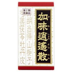 加味逍遙散料エキス錠クラシエ 180錠 [第2類医薬品]
