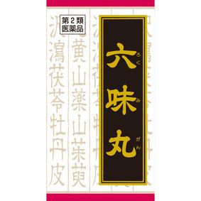六味丸料エキス錠クラシエ 180錠 [第2類医薬品]