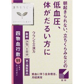 四物血行散 1.5g×24包 [第3類医薬品]