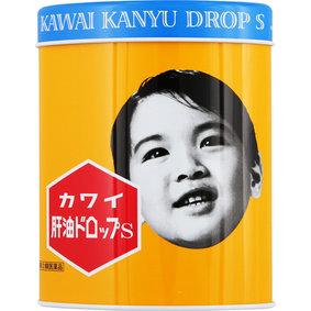 カワイ肝油ドロップS 300粒 [指定第2類医薬品]